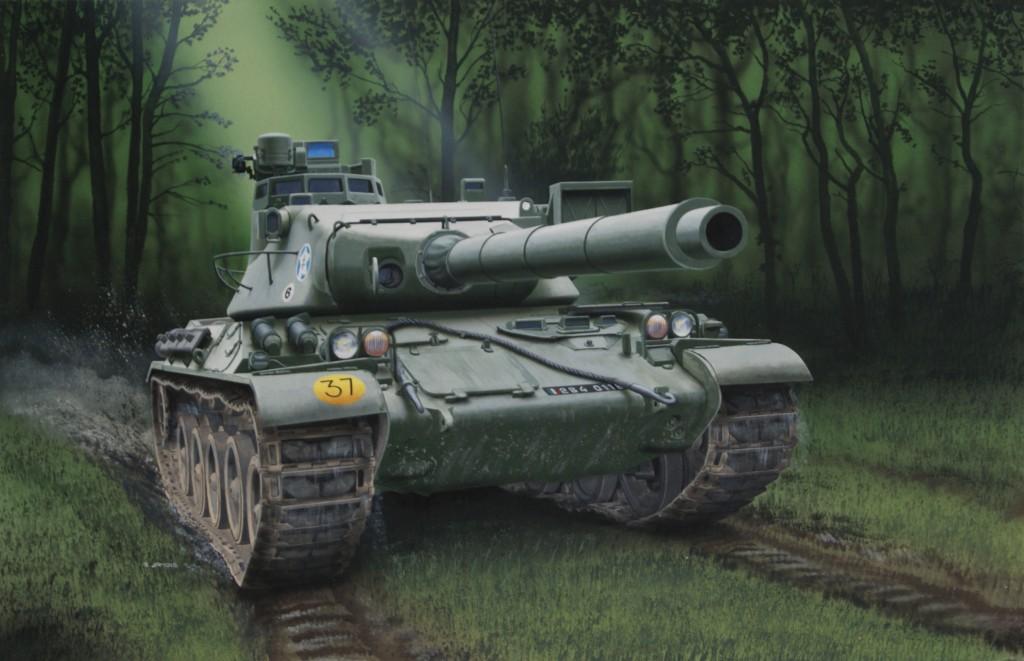 Char AMX 30