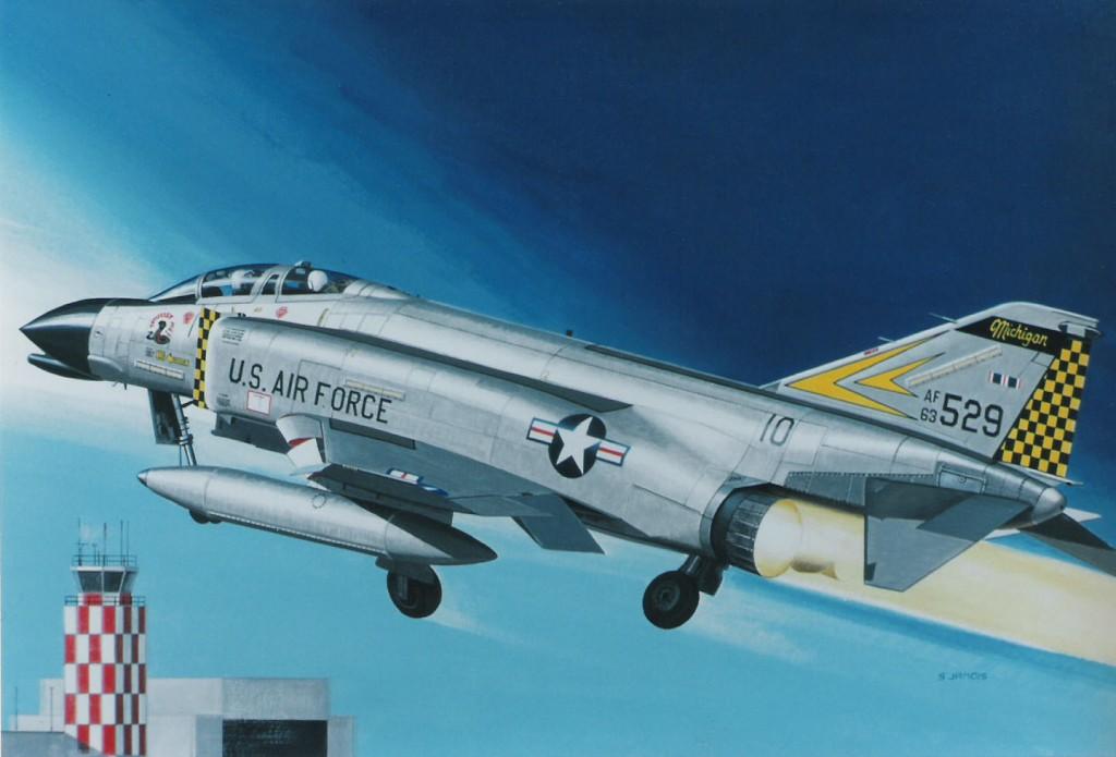 Phantom USAF