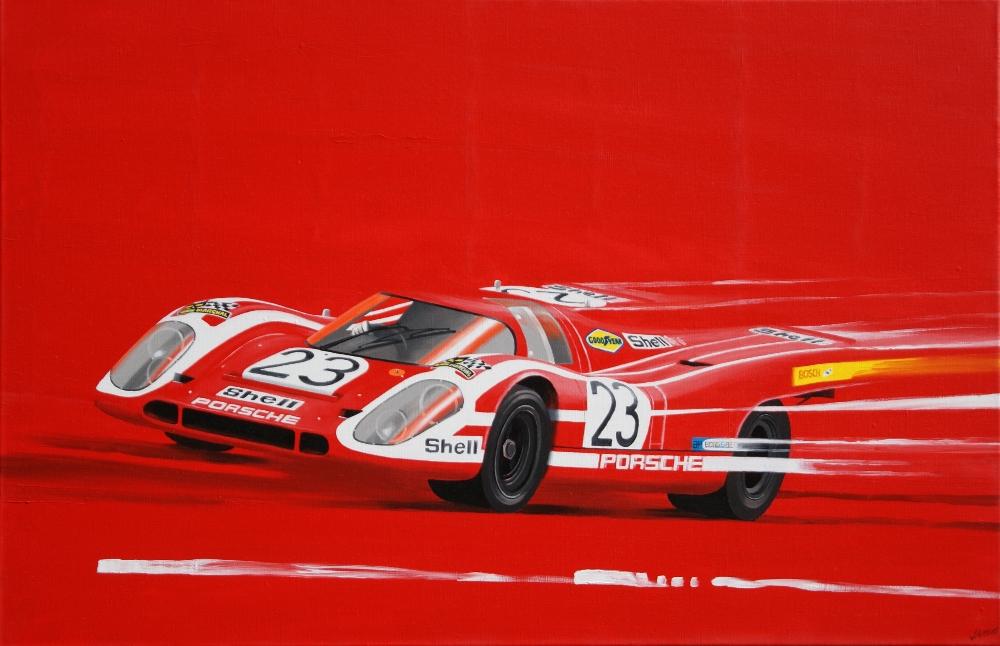Aston-Martin DBR1- 24h du Mans